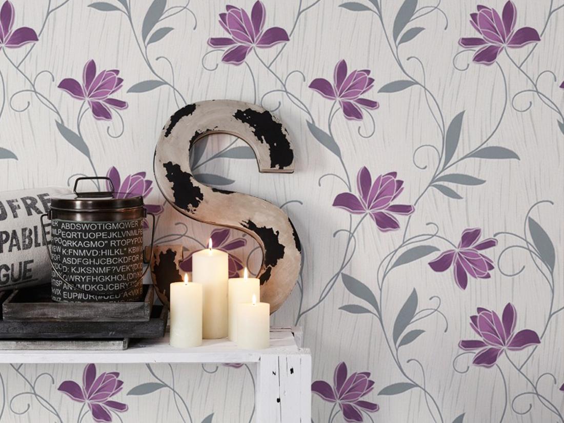 tapet-decorativ-floral